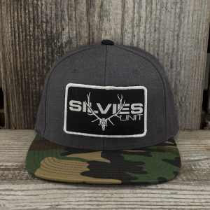 Block Hat Heather Camo