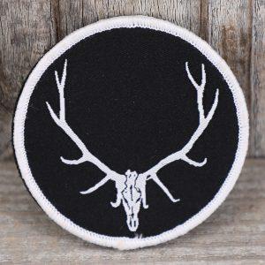 Bullseye Elk Antlers