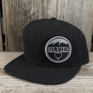 Bullseye Hat Black