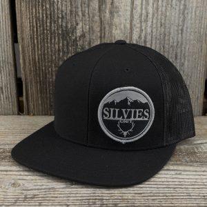 Bullseye Hat Black Mesh