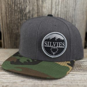 Bullseye Hat Heather Camo