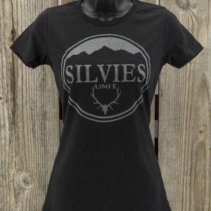 Silvies Mtn ladies Black