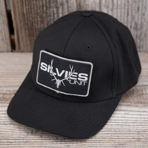 Block Flexfit Hat Black