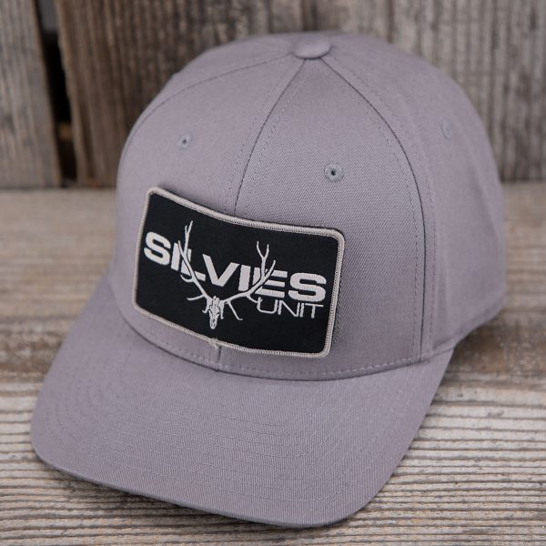 Block Flexfit Hat Grey