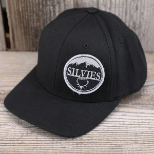 Bullseye Flexfit Hat Black