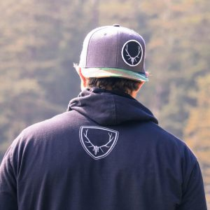 Antlers Hat Patch
