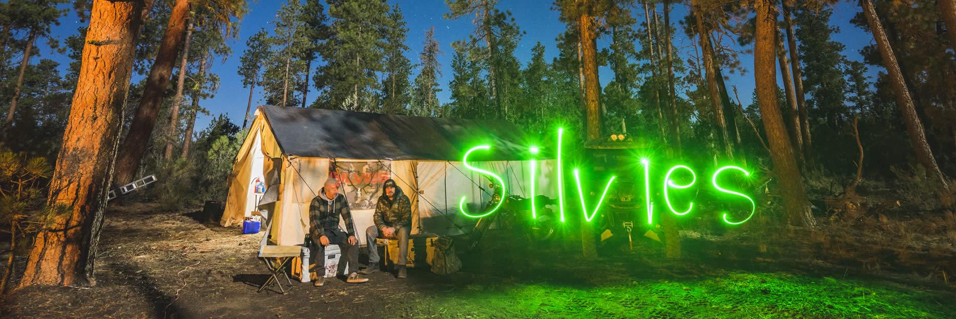 Silvies Unit Camp
